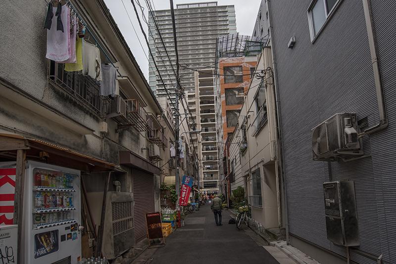 記憶の残像-683 東京都台東区 懐かしい家並みがぽつりぽつり_f0215695_11582548.jpg
