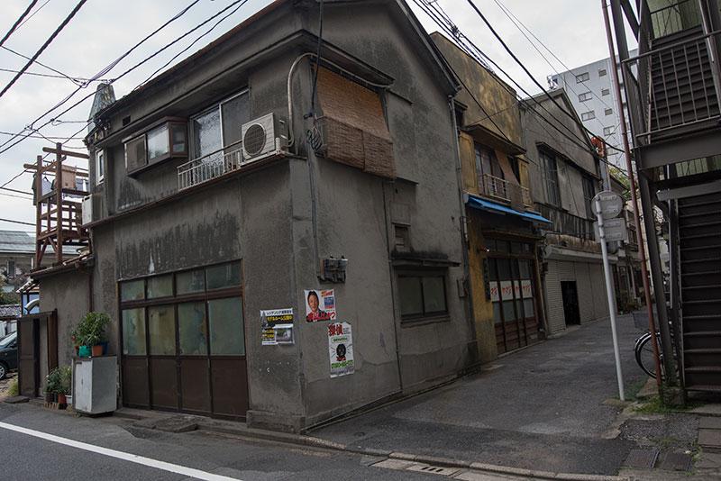 記憶の残像-683 東京都台東区 懐かしい家並みがぽつりぽつり_f0215695_18170381.jpg