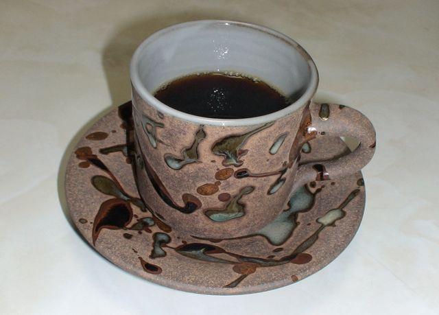 小石原焼のコーヒー・カップ_d0016397_2153364.jpg