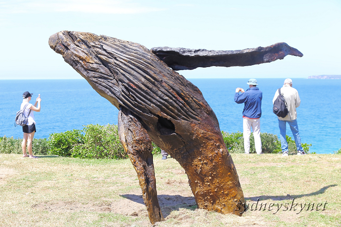 SCULPTURE BY THE SEA 2014 ~2~_f0084337_17371224.jpg