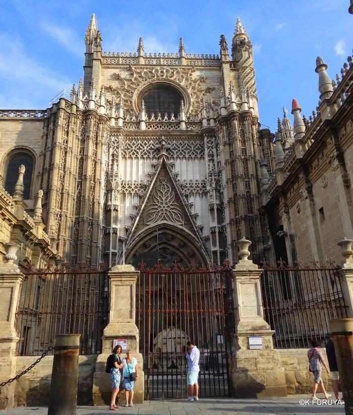 スペイン旅行記 14 セビーリャ (Sevilla)_a0092659_22134132.jpg