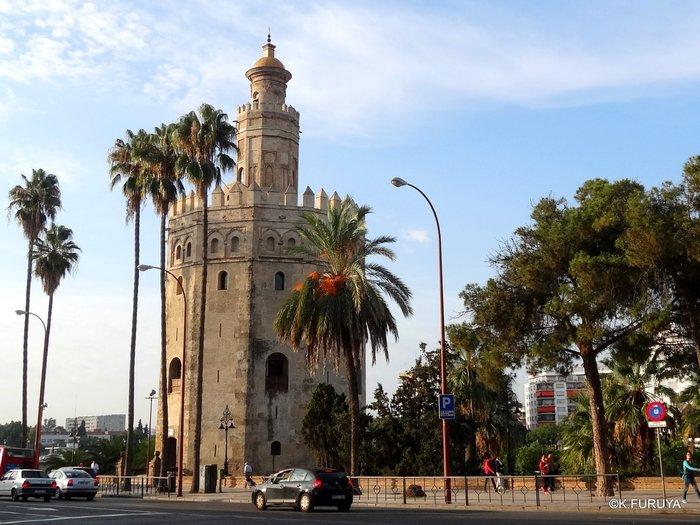 スペイン旅行記 14 セビーリャ (Sevilla)_a0092659_2252659.jpg
