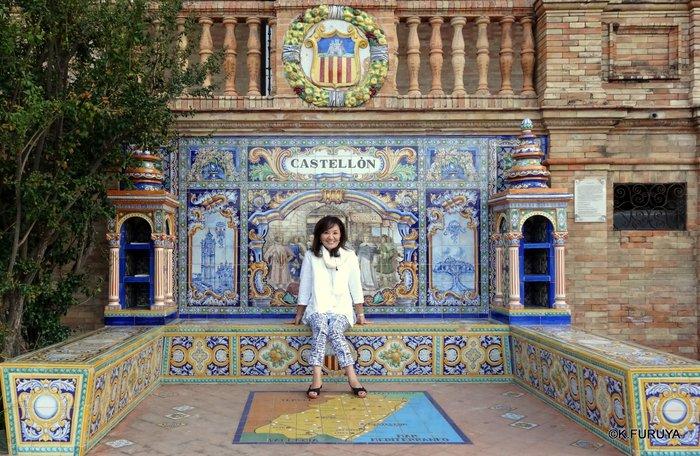 スペイン旅行記 14 セビーリャ (Sevilla)_a0092659_2313395.jpg