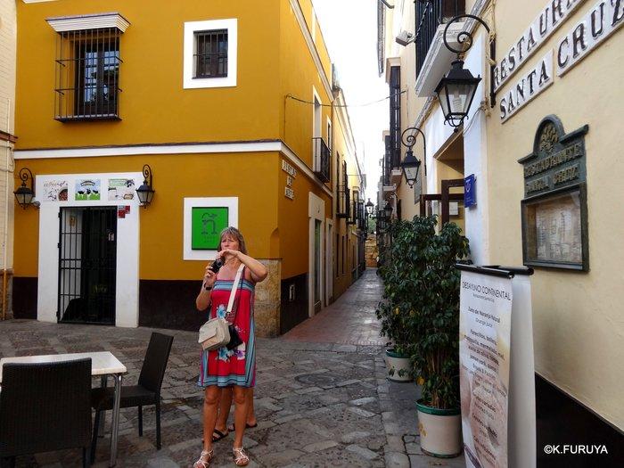 スペイン旅行記 14 セビーリャ (Sevilla)_a0092659_23283665.jpg