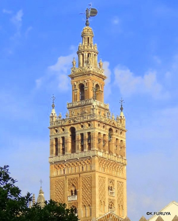 スペイン旅行記 14 セビーリャ (Sevilla)_a0092659_2333679.jpg