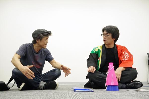 創作集団マブリ公演「WAIT」 荻窪小劇場での本番まであと5日です_f0117059_2349127.jpg