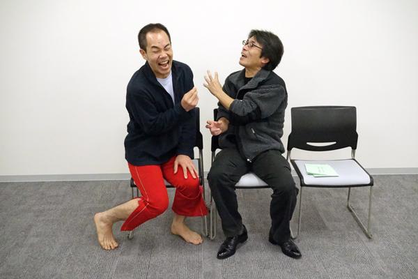 創作集団マブリ公演「WAIT」 荻窪小劇場での本番まであと5日です_f0117059_23495548.jpg