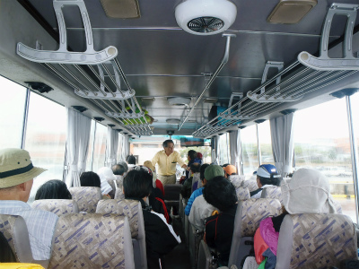 伊江島の地質観察会_c0180460_22501047.jpg