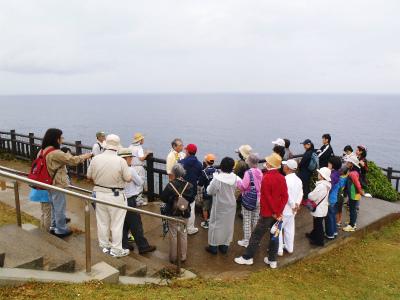 伊江島の地質観察会_c0180460_22524354.jpg