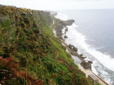 伊江島の地質観察会_c0180460_22525957.jpg