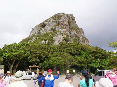 伊江島の地質観察会_c0180460_22572648.jpg