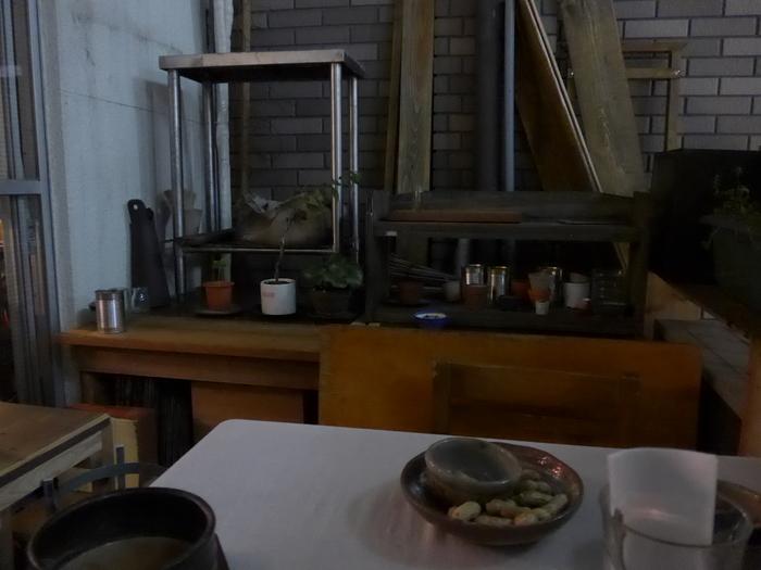 吉祥寺「クワランカカフェ」へ行く。_f0232060_2145136.jpg