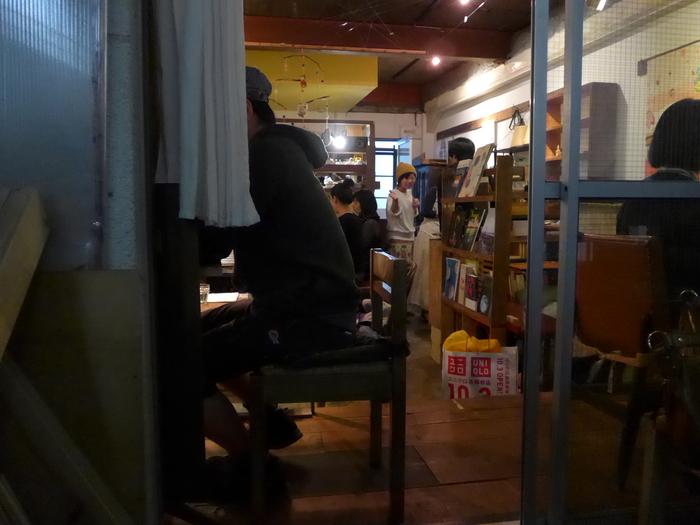 吉祥寺「クワランカカフェ」へ行く。_f0232060_2153382.jpg