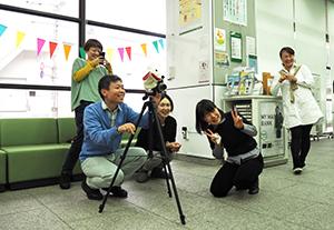 11/8(土)世田谷郵便局にて「写真年賀状用ポートレート撮影会」を開催しました!_b0043961_14482482.jpg