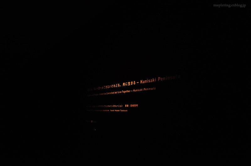 国東半島芸術祭/真玉プロジェクト/チームラボ_f0234062_22563961.jpg