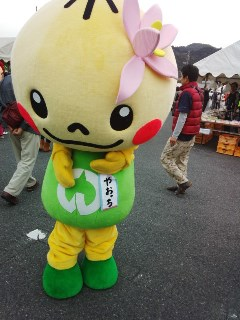プチ便り(八百津町産業祭)_a0206870_11305633.jpg