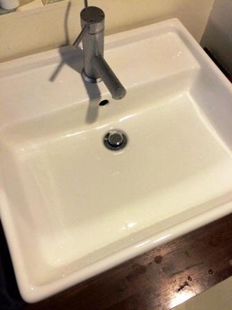 メンテナンス  ー  ポップアップ水栓の外し方_d0162179_14363864.jpg