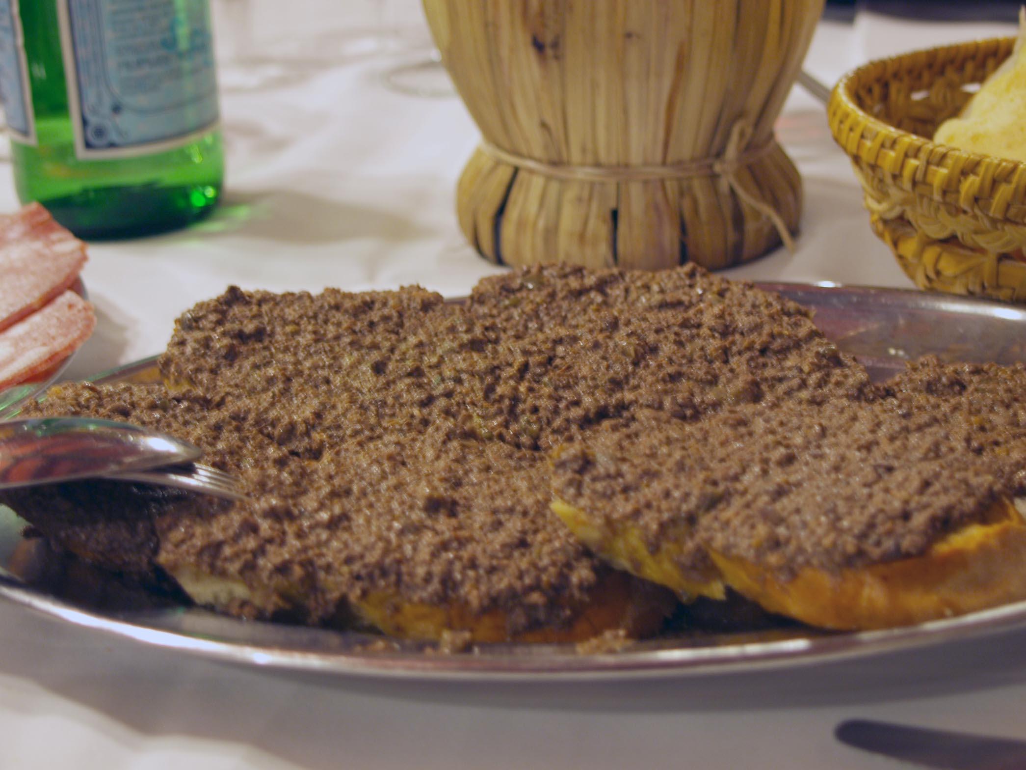 トスカーナ料理リストに絶対追加!!『Da Ruggero』_c0179785_18172967.jpg