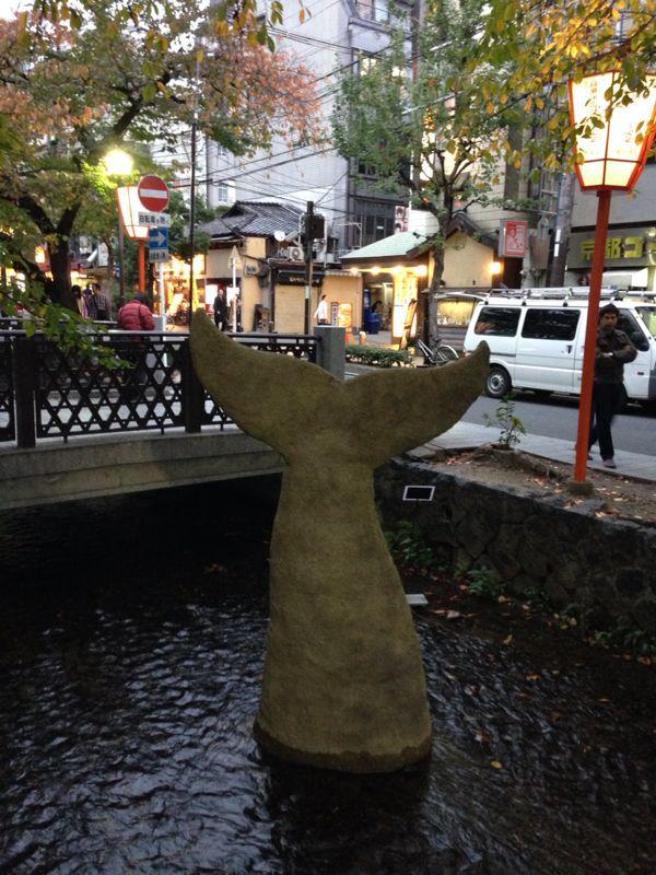 高瀬川彫刻展終了_c0100195_165090.jpg