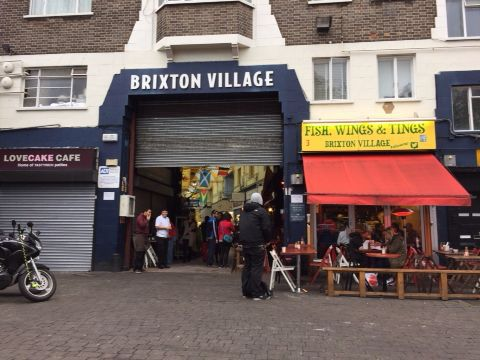 Brixton(((o(*゚▽゚*)o)))_c0108595_110946.jpg