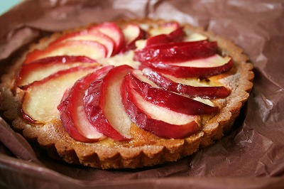 りんごのタルト_a0273699_12514048.jpg