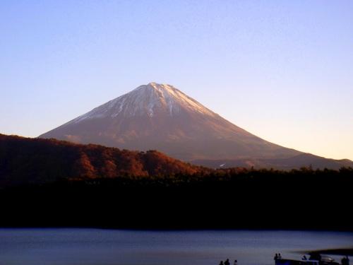 【山梨】西湖から富士_c0348200_22205323.jpg