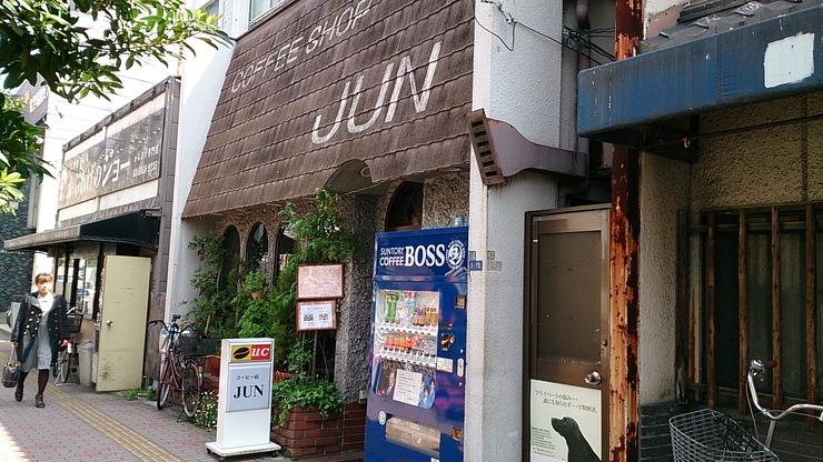 駅前の昭和喫茶店_e0252304_19182667.jpg