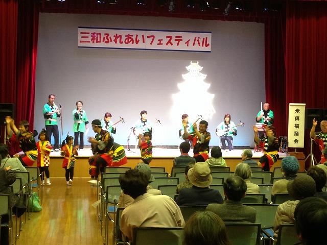 福知山のお祭りに参加!_e0119723_18481520.jpg