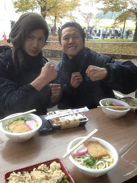 福知山のお祭りに参加!_e0119723_18553566.jpg