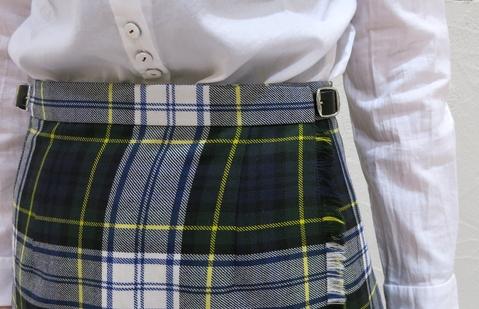 2014年 二個ベルトキルトスカートです。_c0227633_1238591.jpg