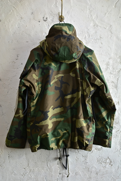USA army Camouflage  Gore-tex Parks_f0226051_1744789.jpg