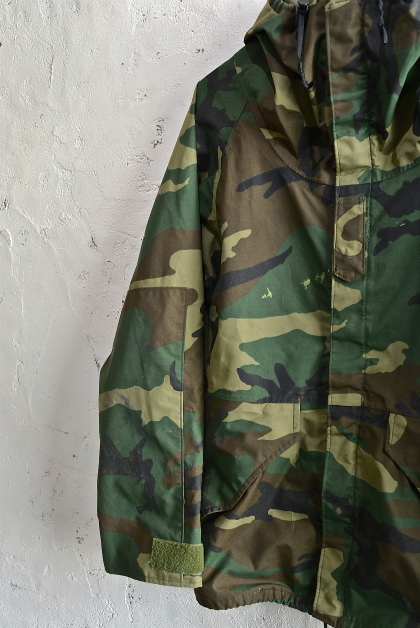 USA army Camouflage  Gore-tex Parks_f0226051_184939.jpg