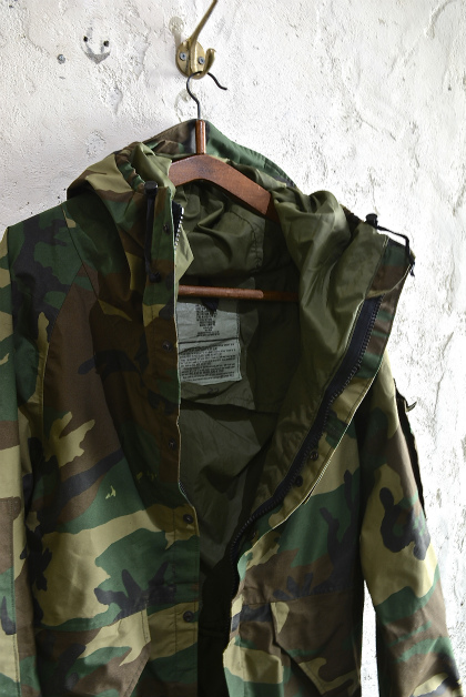 USA army Camouflage  Gore-tex Parks_f0226051_1883195.jpg