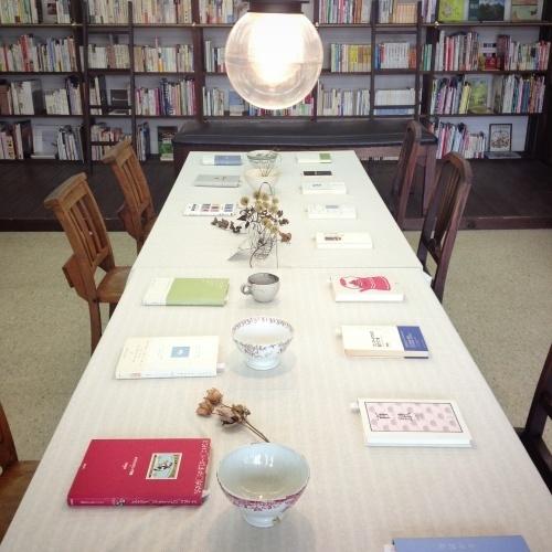 庭マルシェⅡ出展者の紹介番外編 weekend books。_e0060555_00581325.jpg