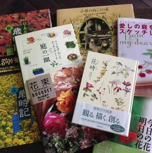 庭マルシェⅡ出展者の紹介番外編 weekend books。_e0060555_01034802.jpg