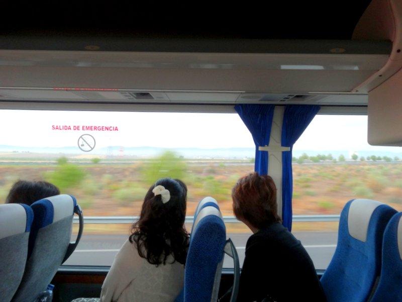 スペイン旅行記 15   白い村  ミハス_a0092659_19534969.jpg