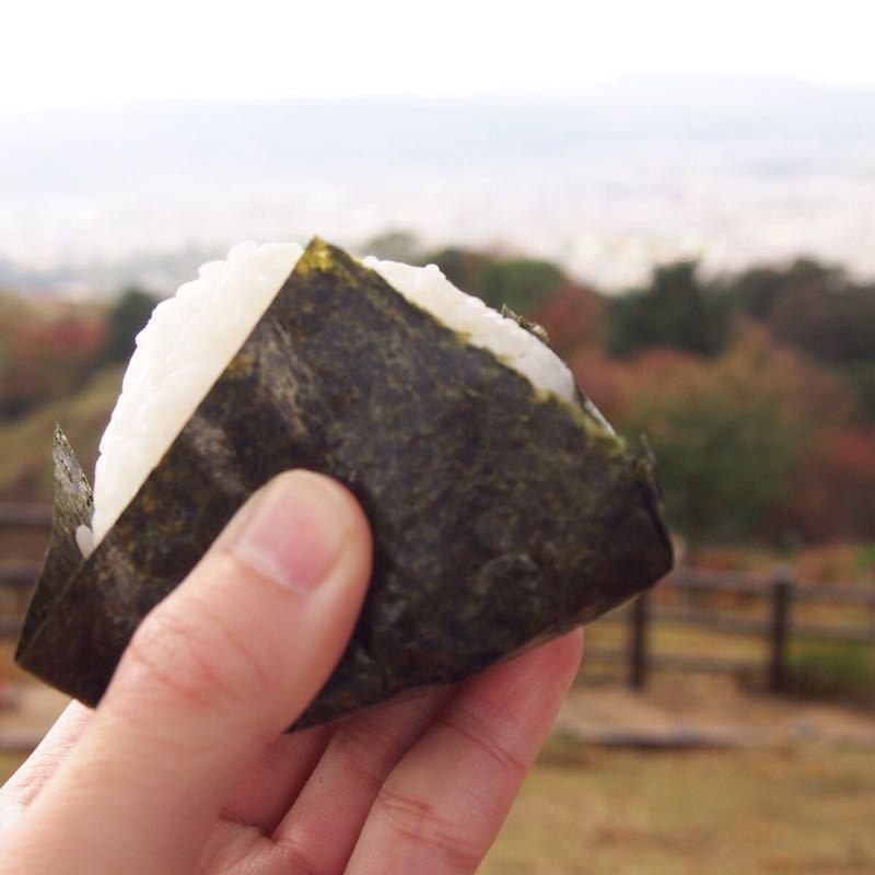 奈良の若草山へハイキング_b0277377_1123582.jpg