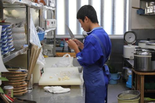 中学生職場体験_e0101917_15491982.jpg