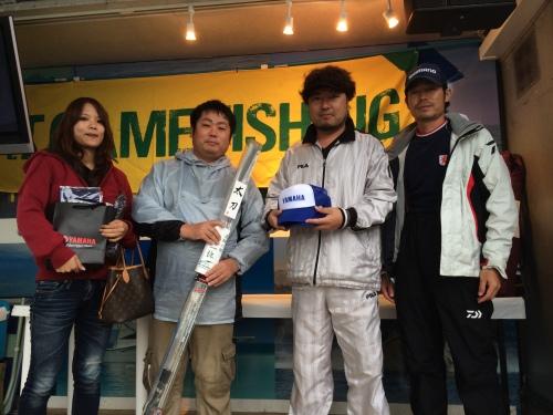 BOAT GAME FISHING 2014 in 高知 太平洋マリン カップ開催!_a0132631_03251978.jpg