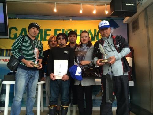 BOAT GAME FISHING 2014 in 高知 太平洋マリン カップ開催!_a0132631_03300318.jpg