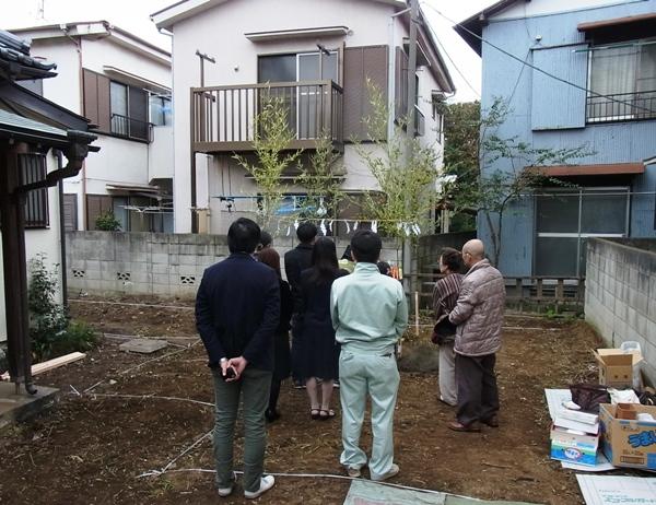 小松川で地鎮祭_c0019551_21171474.jpg