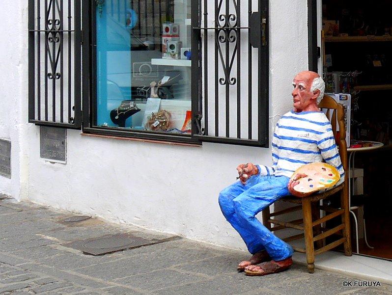 スペイン旅行記 15   白い村  ミハス_a0092659_15521448.jpg
