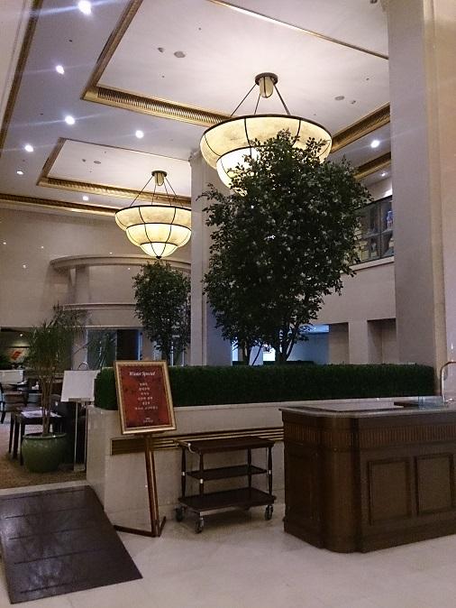 大邱のホテルとXmas準備🎄_b0060363_2221947.jpg