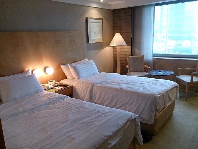 大邱のホテルとXmas準備🎄_b0060363_22253448.jpg