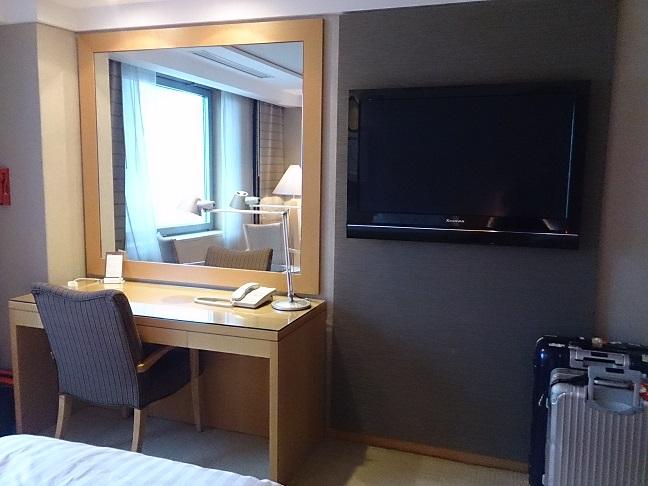 大邱のホテルとXmas準備🎄_b0060363_2226176.jpg