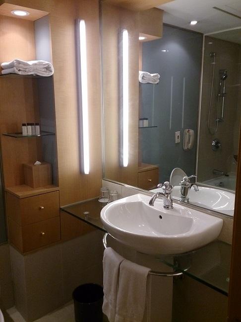 大邱のホテルとXmas準備🎄_b0060363_2229282.jpg