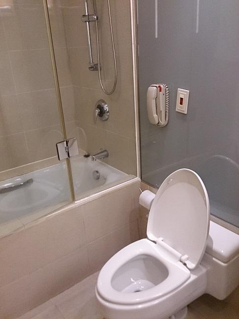 大邱のホテルとXmas準備🎄_b0060363_22294249.jpg
