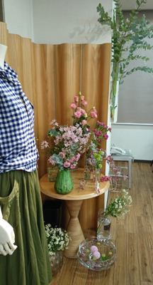 ホロニックさん春物の展示会♪_e0149863_13175629.jpg