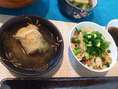 お料理⭐️_c0151965_2212665.jpg
