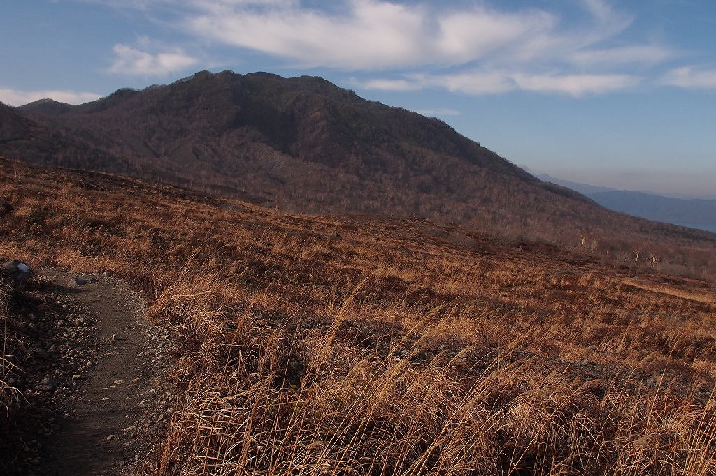 風不死岳と樽前山、11月11日-風不死岳編-_f0138096_2059854.jpg